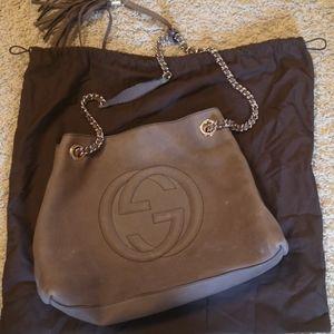 Gucci Soho brown shoulder bag
